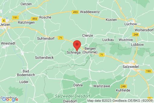 Karte Schnega Oldendorf