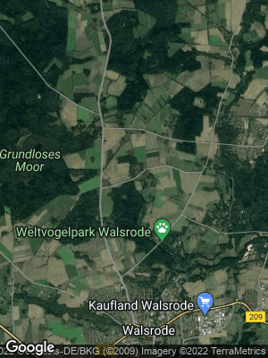 Google Map of Hünzingen