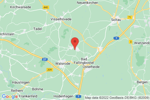Karte Bomlitz
