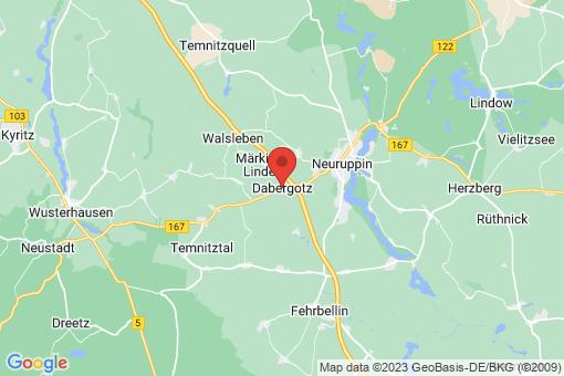 Karte Dabergotz