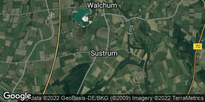 Google Map of Sustrum