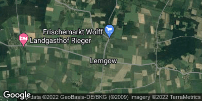 Google Map of Lemgow