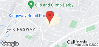 Halfords Derby location