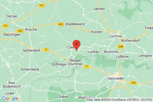 Karte Clenze Dalitz