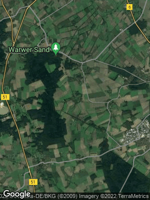 Google Map of Sörhausen bei Syke