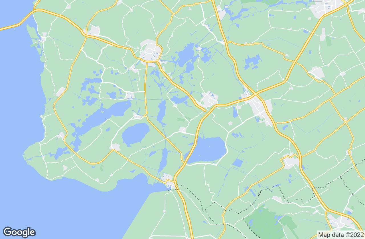 Google Map of Legemeer