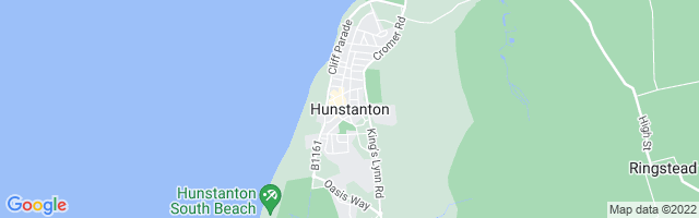 Map Of Hunstanton