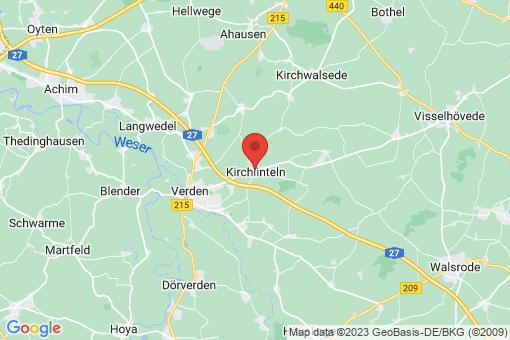 Karte Kirchlinteln