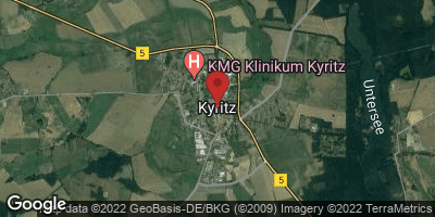 Google Map of Kyritz