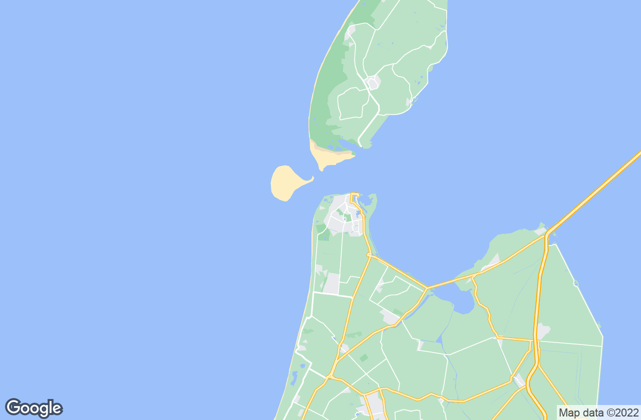 Google Map of هويسدوينين