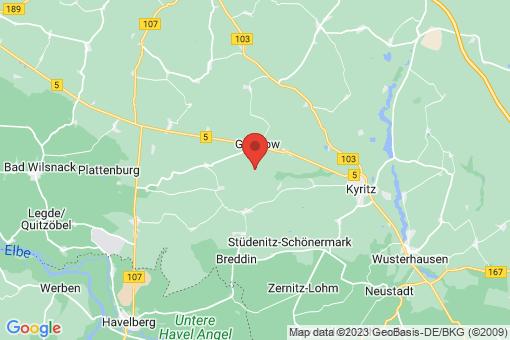 Karte Granzow