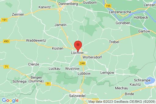 Karte Lüchow