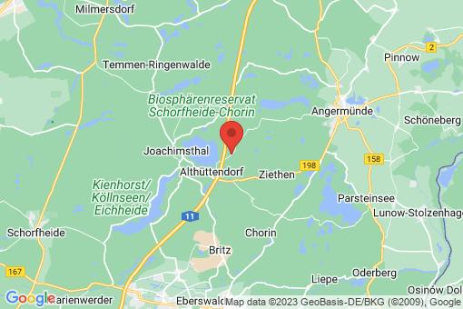 Karte Neugrimnitz