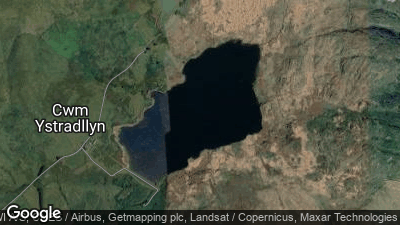 Cwmystradllyn Reservoir