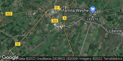Google Map of Angelse