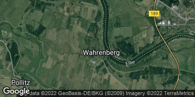 Google Map of Wahrenberg