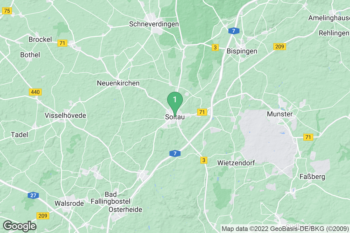 Google Map of Soltau
