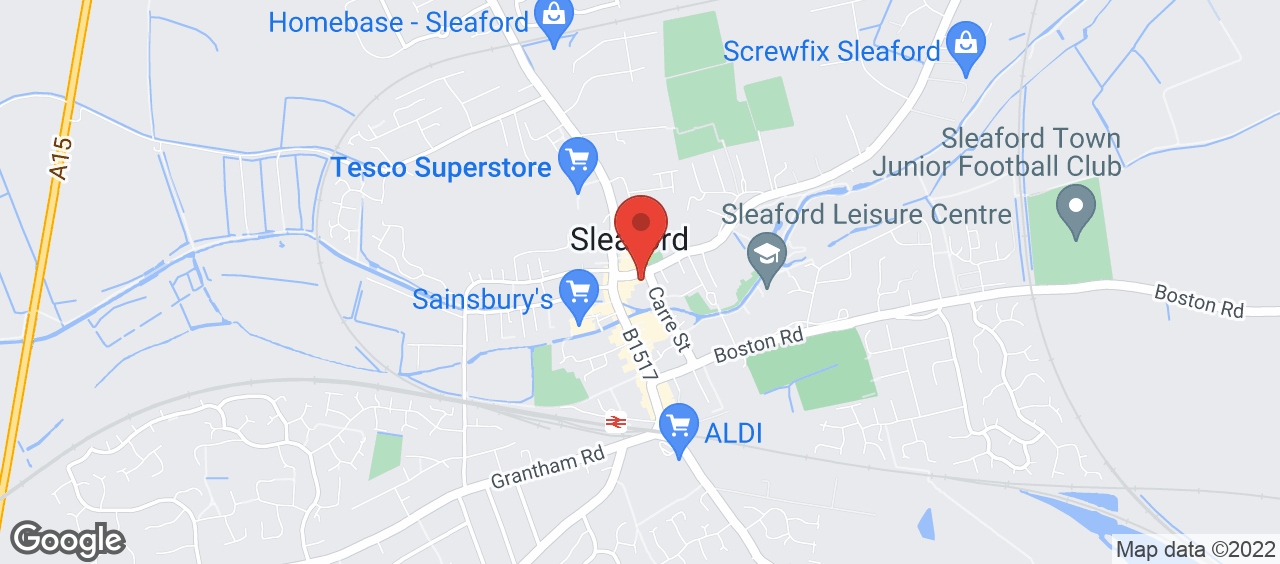 Sleaford Library location and directions