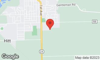 Map of 521 Cassidy Avenue OTTAWA, IL 61350