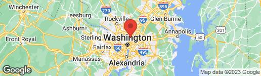 Map of 5215 NEW HAMPSHIRE AVENUE NW WASHINGTON, DC 20011