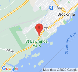 Google Map of 522+KING+ST+W%2CBrockville%2COntario+K6V+3T2