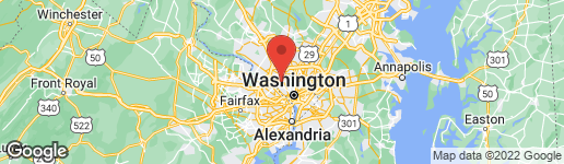 Map of 5220 BALTIMORE AVENUE BETHESDA, MD 20816