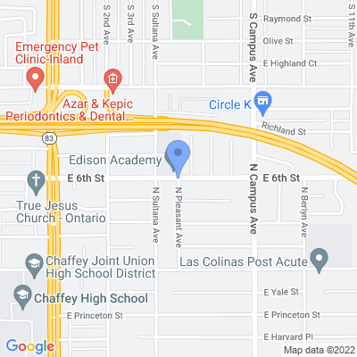 523-501 E 6th St, Ontario, CA 91764, USA