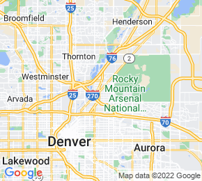 Job Map - 5230 E 66TH WAY Greeley, Colorado 80022 US