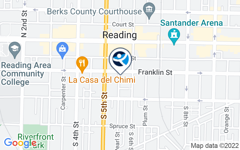 Berks Counseling Center Location and Directions