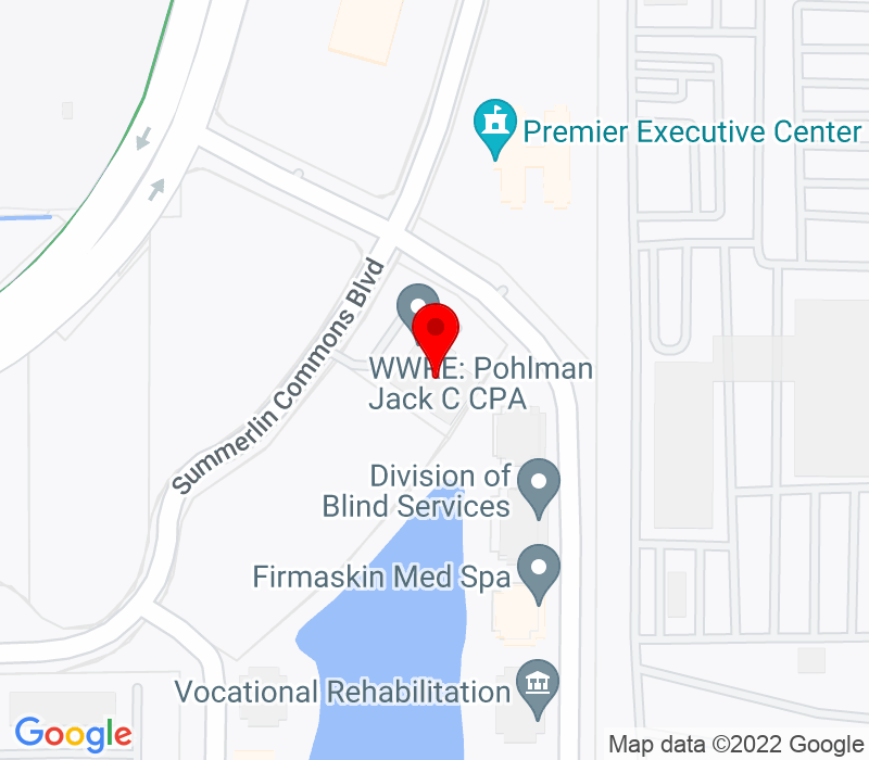 Click to view Google maps office address 5249 Summerlin Commons Blvd, Suite 200, Fort Myers, FL 33907
