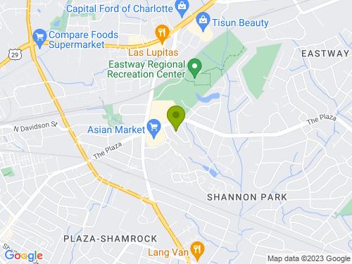 527 Camrose Dr Google Map