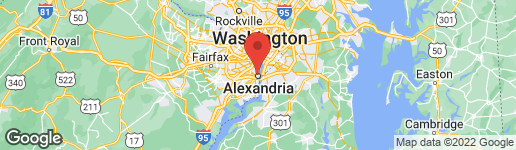 Map of 529 PATRICK STREET N ALEXANDRIA, VA 22314