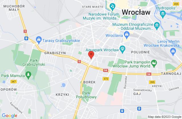 Wyświetl Bogusław Bogusławski,Agencja Handlowo-Usługowa na mapie