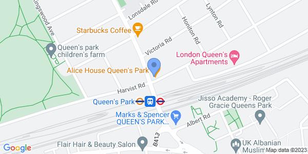 53-55 Salusbury Rd, Queen's Park, London NW6 6NJ