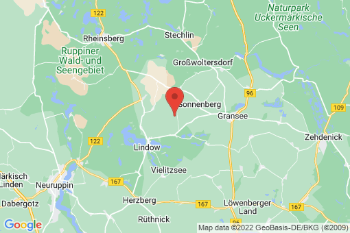 Karte Rönnebeck