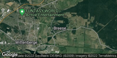 Google Map of Breese