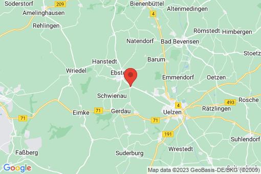 Karte Schwienau