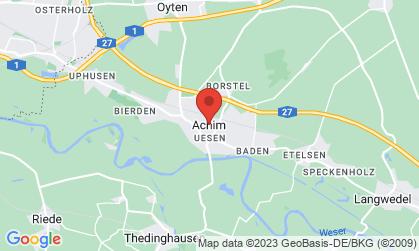 Arbeitsort: Achim, Verden, Oyten, Langwedel
