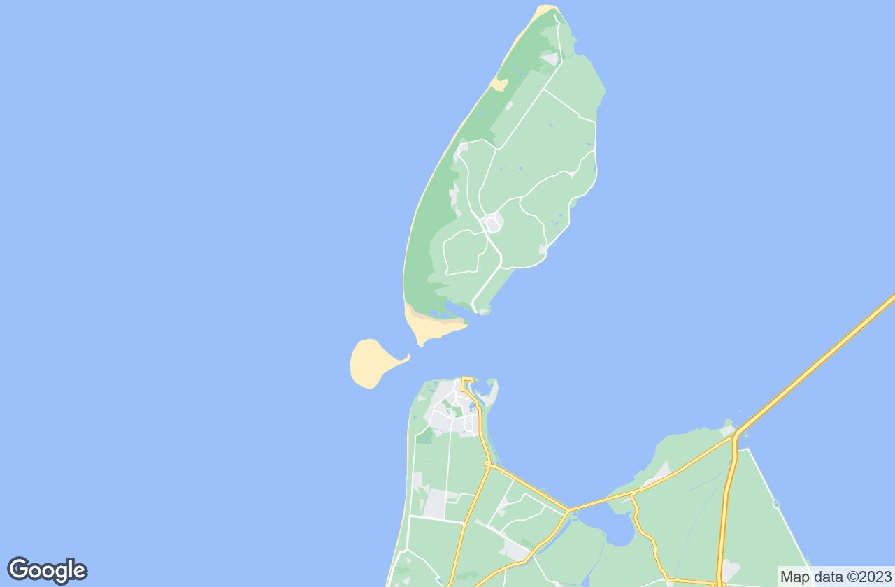 Google Map of Den Hoorn