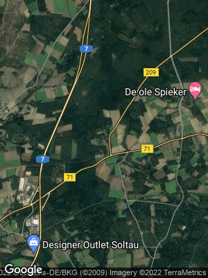 Google Map of Stübeckshorn