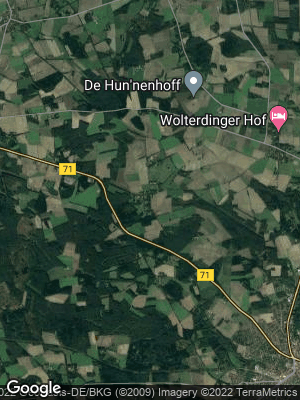 Google Map of Ellingen