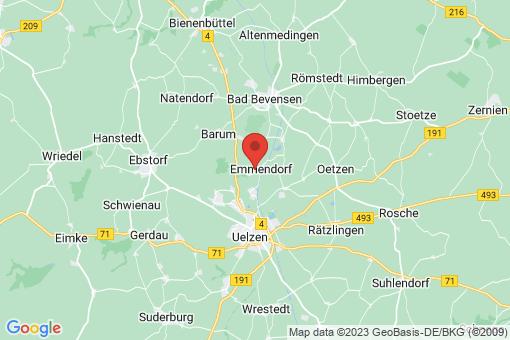 Karte Emmendorf