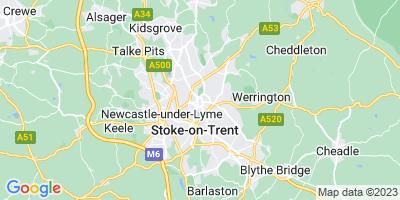 Hanley, Stoke on Trent