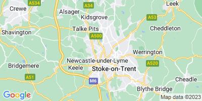 Newcastle Under Lyme