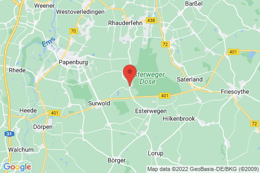 Karte Bockhorst