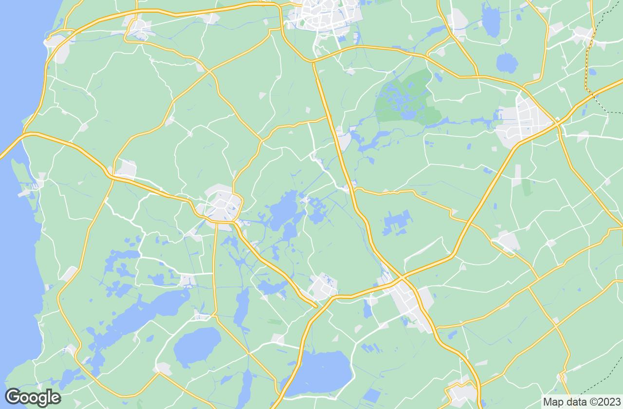 Google Map of تيرهيرني