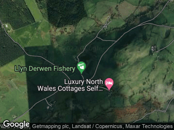 Llyn Derwen Trout Fishery