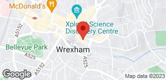 Halfords Wrexham location