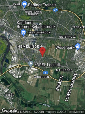 Google Map of Arbergen