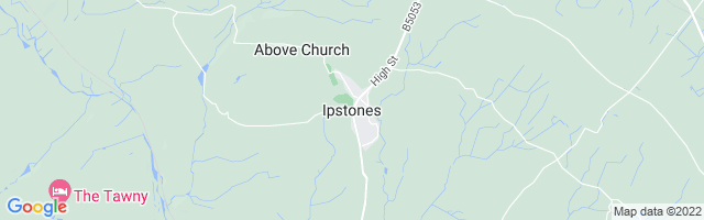 Map Of Ipstones